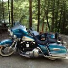 1994 harley-davidson electra glide classic flhtc with sidecar