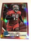 2019 Donruss Optic PRIZM Devin White PINK Parallel Rated Rookie Buccaneers