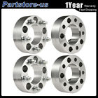 4Pcs 5x5 2inch Wheel Spacers 1 2 Adapters For Jeep Wrangler Grand Cherokee JK