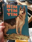 rin tin tin no 476 very rare dell comic 1953 based on the tv series show