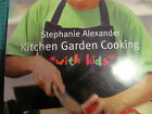 Stephanie Alexander Kitchen Garden Cooking With Kids Signed