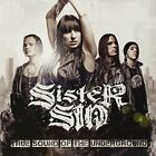 SISTER SIN - True Sound Of Underground - CD - **Mint Condition**