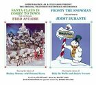 FRED ASTAIRE - Santa Claus Is Comin' To Town And Fry Snowman - CD - Original VG