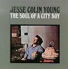 JESSE COLIN YOUNG - Soul Of A City Boy - CD - RARE