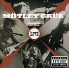 Motley Crue - Carnival Of Sins Live (CD Used Very Good) Explicit Version