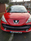 LARGER PHOTOS: Peugeot 207 1.4 Sport  for sale  Spares or Repair
