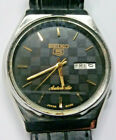 VINTAGE SEIKO 5 AUTOMATIC MEN'S DAY / DATE WATCH ***FREE SHIPPING***