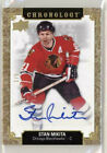 STAN MIKITA 2018-19 Upper Deck Chronology Gold Parallel auto 1 5 SSP
