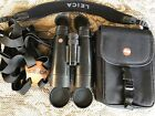 Leica 10x50 Ultravid HD Binoculars With Case Lens Covers Harness And Strap