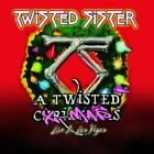 TWISTED SISTER - A Twisted Xmas - Live In Las Vegas - CD - **Excellent** - RARE