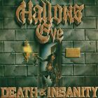 HALLOWS EVE - Death And Insanity - CD - **Excellent Condition**