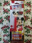 PEZ Dispenser & Candy 2019 Disney MICKEY MOUSE New in Unopened Package