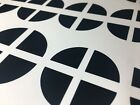 Emblem Overlay Vinyl Decal Sticker Complete Set For Bmw - Many Colors Available