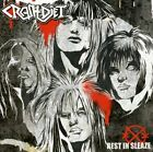 CRASHDIET - Rest In Sleaze - CD - Import - **BRAND NEW/STILL SEALED** - RARE