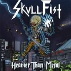 SKULL FIST - Heavier Than Metal - CD - RARE