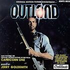 JERRY GOLDSMITH - Outland / Capricorn One: Original Motion Picture [2 On 1] NEW