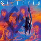 GIUFFRIA - Silk And Steel - CD - Limited Edition Extra Tracks Special Edition VG