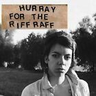 HURRAY FOR RIFF RAFF - Self-Titled (2011) - CD - Import - *Excellent Condition*