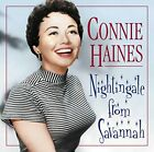 CONNIE HAINES - Nightingale From Savannah - CD - Import - *Excellent Condition*