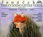 VACLAV NEUMANN & CZECH PO - Janacek- Cunning Little Vixen - CD - Import - *NEW*