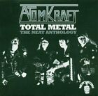 ATOMKRAFT - Total Metal: A Neat Anthology - 2 CD - Import - **Mint Condition**