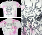Vintage MODEL METALLICA PUSHEAD ZORLAC SKATEBOARD T SHIRT ORIGINAL S M Pink