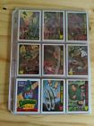 1988 Topps Dinosaurs Attack Trading Cards 36