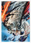 2012 5finity Lady Death Sketch Card Series 2 Trading Cards 8