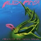 ALEX MASI - Attack Of Neon Shark - CD - Import - **BRAND NEW/STILL SEALED**