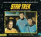 VARIOUS - Star Trek: Music From Original Television S, Volumes One, Two And NEW