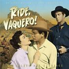 BRONISLAU KAPER - Ride Vaquero! / Outriders - CD - Soundtrack Limited NEW