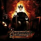 CHRISTOPHER LEE - Charlemagne: By Sword & Cross - CD - Import - **Excellent**