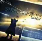STRATOSPHERE - Fire Flight - CD - Import - **Excellent Condition** - RARE