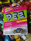 Johnny Lightning PEZ '66 VW Beetle NEW ON THE CARD