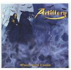 ARTILLERY - When Death Comes - CD - Import Limited Edition - *NEW/STILL SEALED*