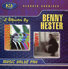 BENNY HESTER - Perfect/united We Stand Divide - CD - **Mint Condition**