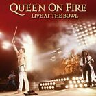 QUEEN - Queen On Fire: Live At Bowl - 2 CD - Import - **BRAND NEW/STILL SEALED**