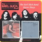 EARL SLICK - Earl Slick Band/razor Sharp - CD - Import Original Recording VG