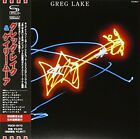 GREG LAKE - Self-Titled (2010) - CD - Import - **Mint Condition** - RARE