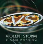 VIOLENT STORM - Storm Warning - CD - Import - **BRAND NEW/STILL SEALED**