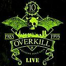 OVERKILL - Wrecking Your Neck - Live - 3 CD
