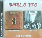 Humble Pie - Thunderbox / Street Rats : 2 On 1 - CD - **Mint Condition**