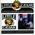 LITTLE CAESAR - Little Caesar / Influence / Little Caesar - 2 CD - Import - Mint