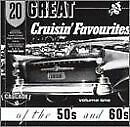 B BUMBLE & STINGERS - 20 Great Cruisin'favorites Of 50's & 60's, Vol. 1 - CD VG
