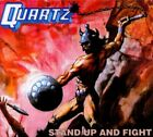 QUARTZ - Stand Up And Fight (remastered) - CD - Import Limited Edition NEW
