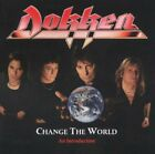 DOKKEN - Change World: An Introduction To - CD - Import - BRAND NEW/STILL SEALED