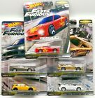 HOT WHEELS 2020 FAST  FURIOUS PREMIUM FAST TUNER SET 5 CAR NISSAN HONDA MAZDA