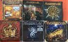 Masterplan- Complete Studio Discography (7 CD Lot) Helloween, At Vance, Level 10