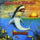 GREAT WHITE - Rising - CD - Import Extra Tracks - **Excellent Condition**