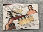 2011 Topps UFC Moment of Truth Fight Tape Cards Deliver Knockout Sales 19